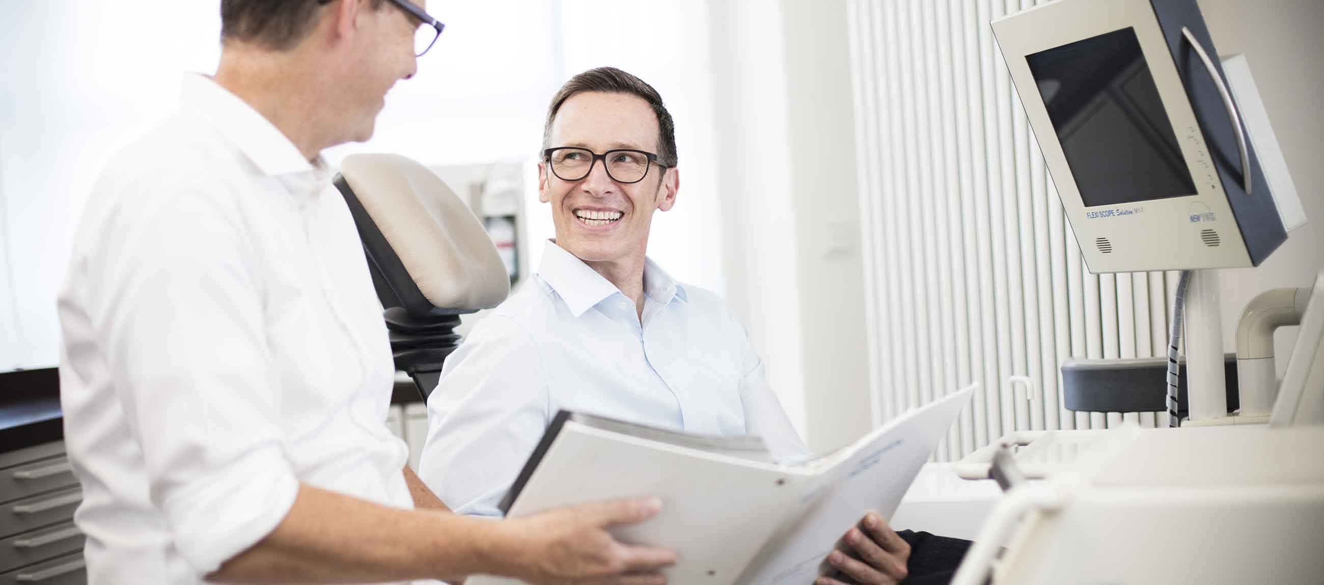 Dr. Michael Woehrle Zahnmedizin | Impressionen